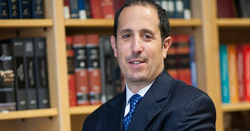 Alan C. Michaels, dean of The Ohio State University Moritz College of Law