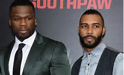 50 Cent and Omari Hardwick (Getty Images).