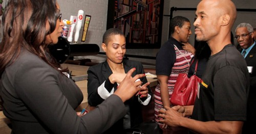 One of last year's VIP networking events hosted by HBCU Connect