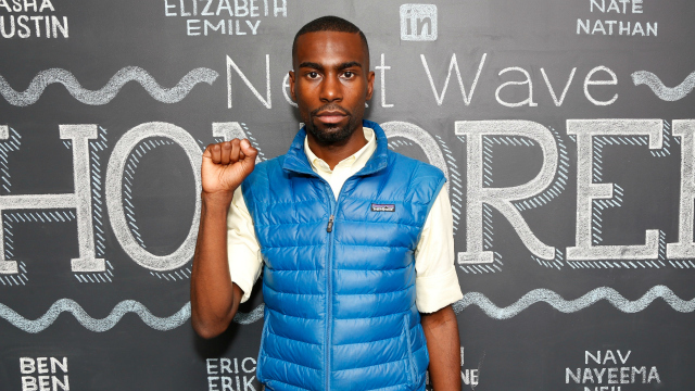 Deray McKesson (Joe Kohen/Getty Images)
