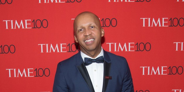 NEW YORK, NY - APRIL 21:  Honoree Bryan Stevenson attends the 2015 Time 100 Gala at Frederick P. Rose Jazz Hall at Lincoln Center on April 21, 2015 in New York City.  (Photo by Mark Sagliocco/Getty Images)
