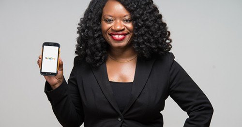 Anie Akpe, founder of NetWorq App