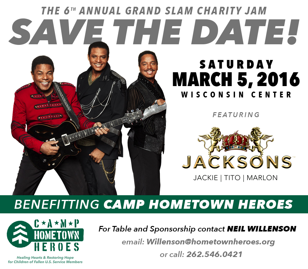 SIXTH ANNUAL GRAND SLAM CHARITY JAM FEATURING STAR-STUDDED ...