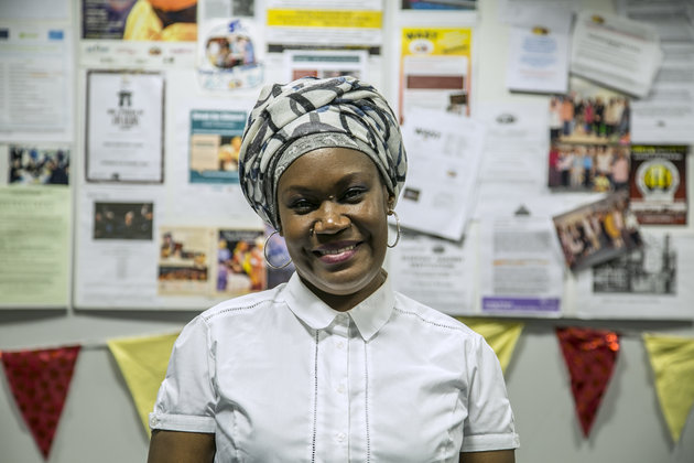 Rifat Ahmed  Mariam Ibrahim Yusuf will be awarded Women of the Year at the Woman on the Move awards honoring migrant and refugee women in London on Friday.