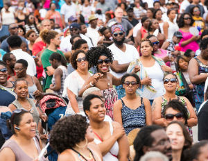 (Image: 2015 African American Festival. Photo Credit: Tyrone Eaton)