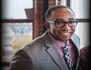 Hajj Flemings, founder of GoKit, is invested in developing the innovation economy in his hometown of Detroit (Image: Source)