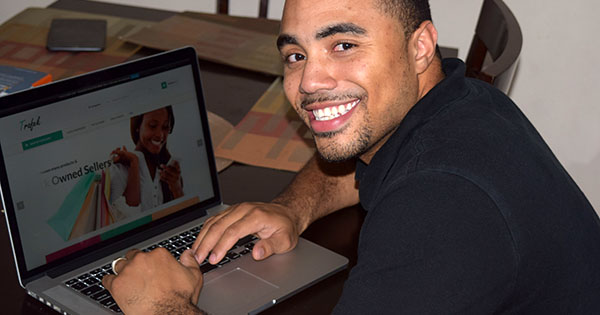 Fabian Scott, Founder of Trafek