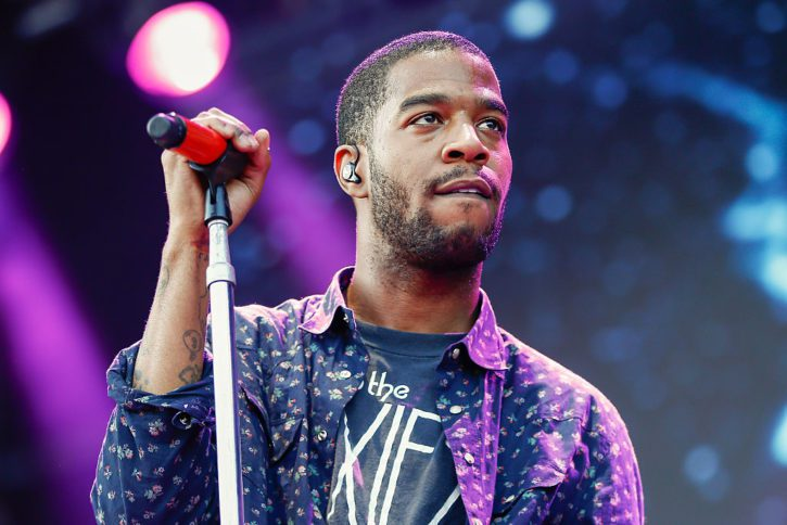 Kid Cudi Checks Himself Into Rehab For Depression & Suicidal Urges: