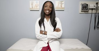 African American Woman Doctor Pioneers a Different Way to Treat Stress in Children