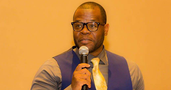 "Aaron Jordan, founder of the ""Know Your Worth"" Movement"