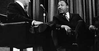 TONIGHT: Rare 1967 Merv Griffin Interview With Martin Luther King Jr. Aired on getTV