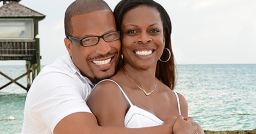 Joseph Dixon (founder at RealBlackLove.com) and Tracy met on the RealBlackLove app in June of 2014