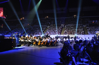 The prior MPS Biennial Music Festival in 2014