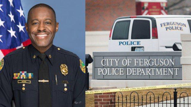 Delrish Moss (Photo/City of Ferguson)  (Photo by Scott Olson/Getty Images