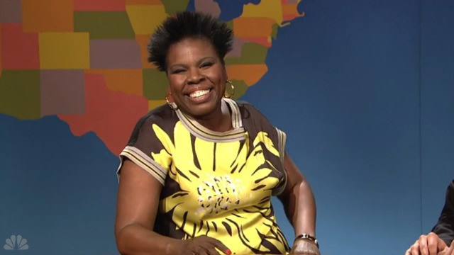 Leslie Jones (Video still via NBC)