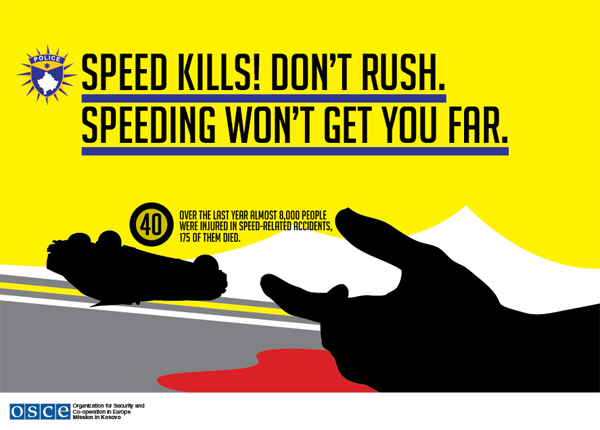 essay writing on speed thrills but kills Speed thrills, but kills teach your teenager the importance of driving carefully and responsibly, from a young age itself.