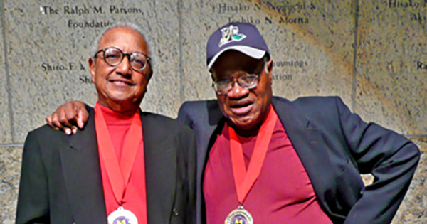 "Floyd Norman and Leo Sullivan creators/animators of the original animated ""Soul Train"" opening, Fat Albert characters and Scooby Doo have published an interactive family oriented website, AfroKids.com."