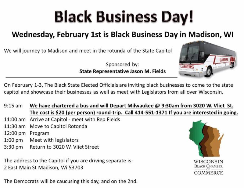 Black Business Day