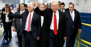 Trump has more white males than any first cabinet in years