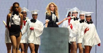 Beyonce Helps College Girls Get in Formation With Scholarship Award