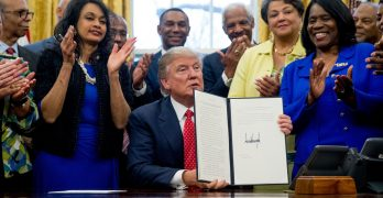 President Trump Questions Funding for Historically Black Colleges and Universities