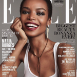 Maria Borges – First African Model Of The *Century* To Make An Elle U.S. Cover