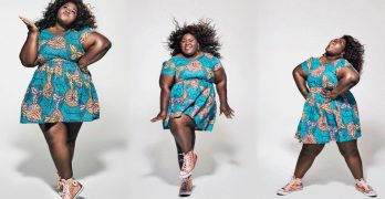 Gabby Sidibe's New Look: Don't Congratulate Me on Losing Weight, Mind Your Own Body