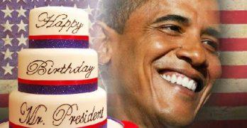 #ObamaDay: Twitter Users Help Barack Obama Celebrate 56th Birthday With Trending Hashtag