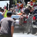Car Hits Crowd After White Nationalist Rally in Charlottesville Ends in Violence