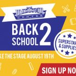 Midtown Center is giving away 600 free backpacks and supplies to families