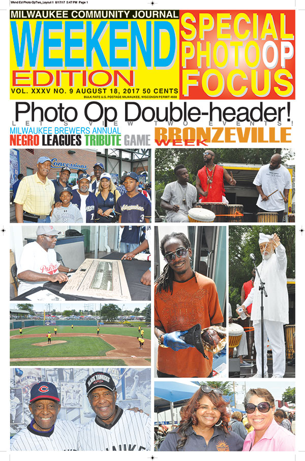 WEEKEND EDITION: SPECIAL PHOTO OP DOUBLE HEADER