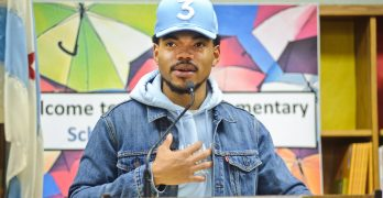 Chance The Rapper Once Again Shows How Selfless and Giving He is by Partnering up With Lyft for Chicago Public Schools.