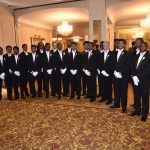 Alpha Kappa Alpha Sorority held their 44th Annual Debutante Cotillion