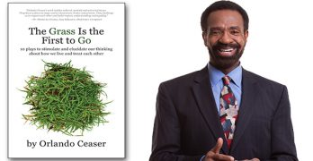 "New Book, ""The Grass is The First to Go,"" Tackles Violence, Morality, Race and Politics"