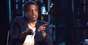 Jay-Z Told David Letterman That Some Good Has Come from Donald Trump Being President