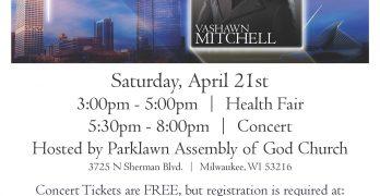 2018 Milwaukee Most Powerful Voices Gospel Concert