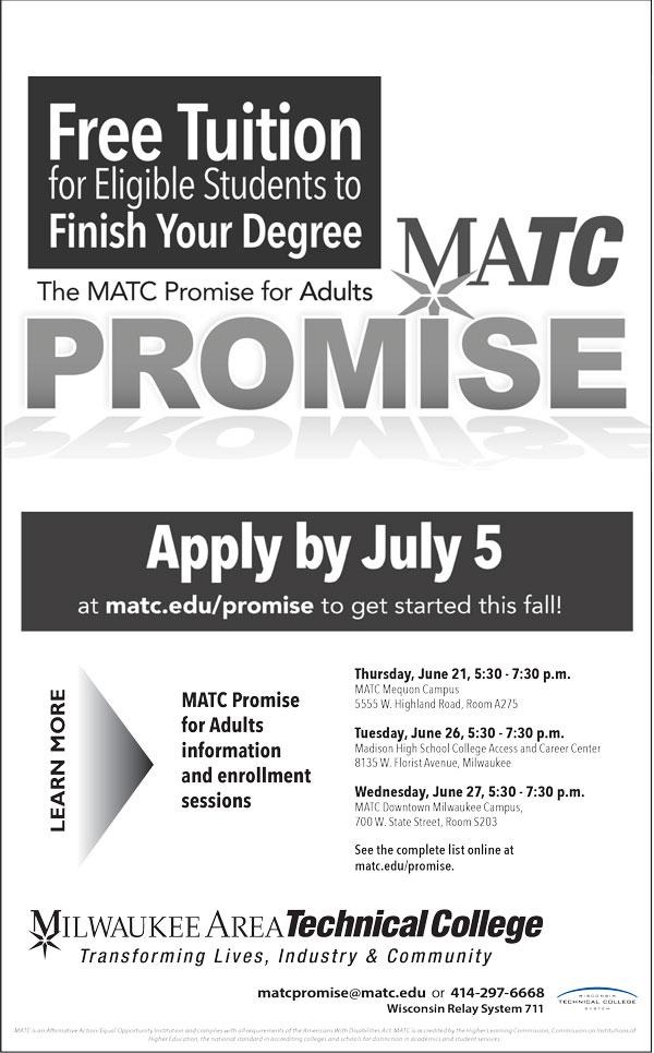 MATC Promise